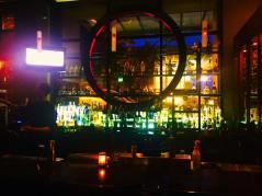 The bar at Melting Pot Bellevue