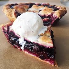 How to Make the World's Best Blueberry Pie